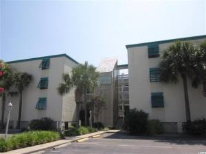 North Myrtle Beach Oceanfront Condo