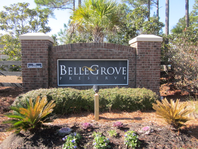 Bellegrove - Entrance