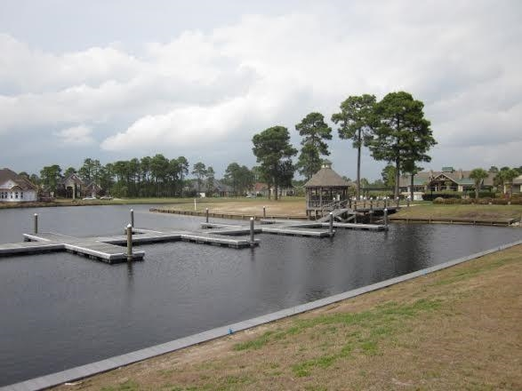 Plantation Lakes Boatdock
