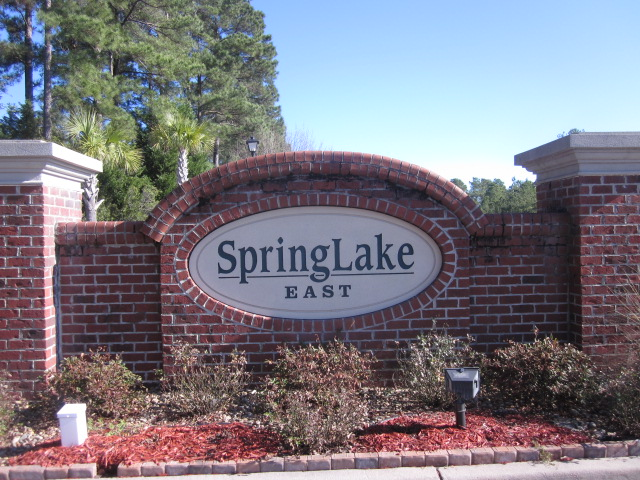 Spring Lake Entrance