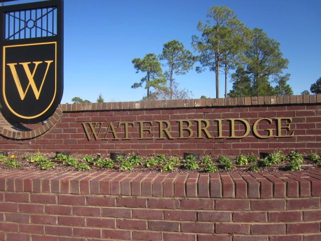 Waterbridge Entrance