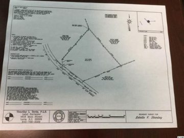 SOLD! 8.05 Acres on Hwy 722 Old Buck Creek Road, Longs SC