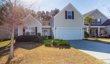 SOLD! 4657 Farm Lake Drive at the Farm at Carolina Forest, Myrtle Beach SC