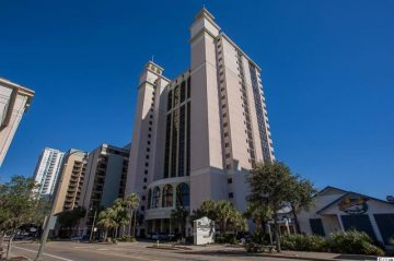SOLD! OCEAN FRONT AT BREAKERS – PARADISE TOWER Unit 676 MB SC 29577