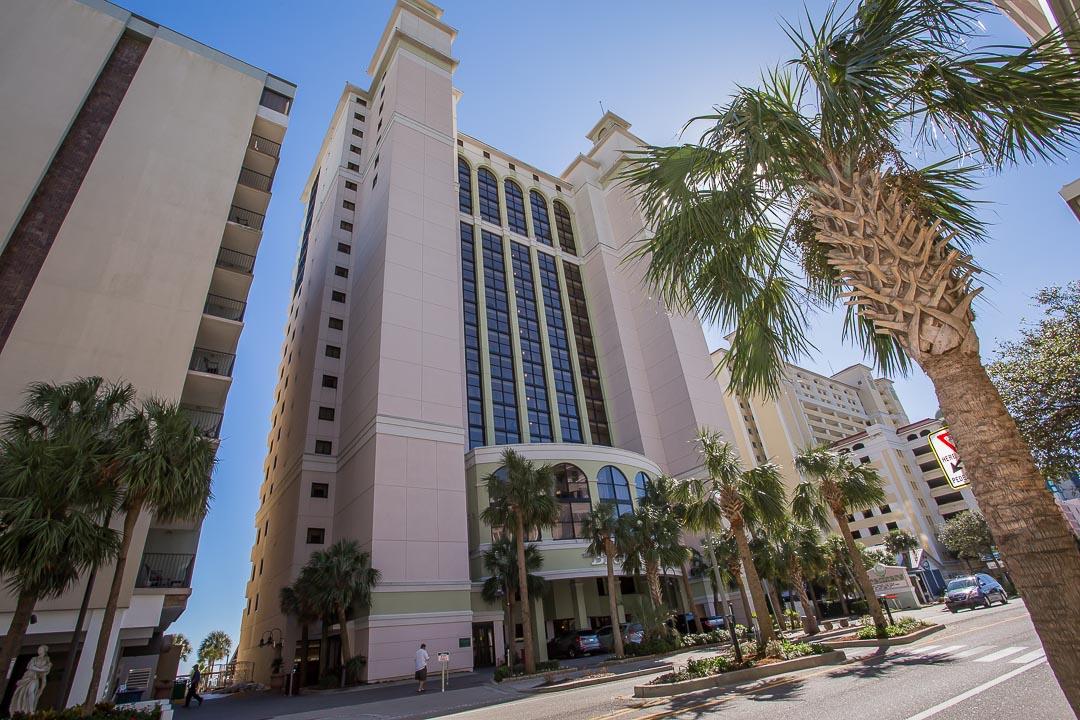 Breakers Paradise Tower Resort Myrtle Beach