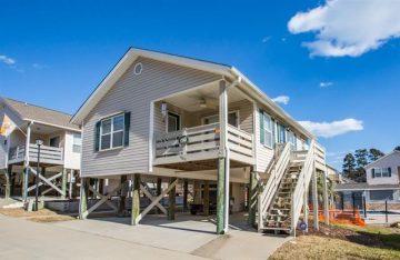 SOLD! 9674 Stillwater Court -Ocean Green Cottages- Myrtle Beach SC 29572