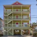 SOLD!  3102 N Ocean Blvd  – Cherry Grove – Mega Beachfront Rental