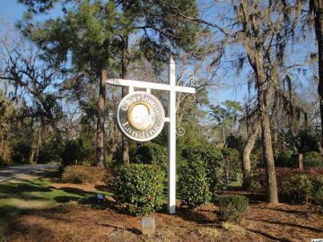 SOLD!  Lot 70 St. James Place in Charleston Landing, North Myrtle Beach