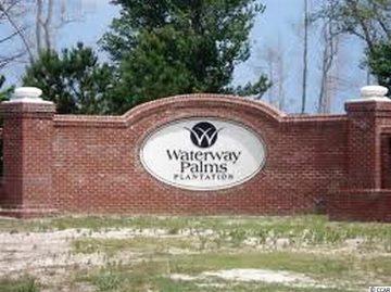 SOLD! Lot 115 Waterway Palms Plantation – Carolina Forest