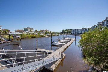 SOLD!!! Carolina Yacht Landing – Unit Q7 – Little River, SC 29566