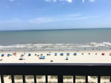 SOLD! Another Oceanfront Condo at the Compass Cove Resort!